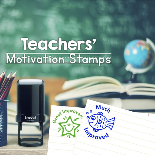 Teachers' Motivation Stamps