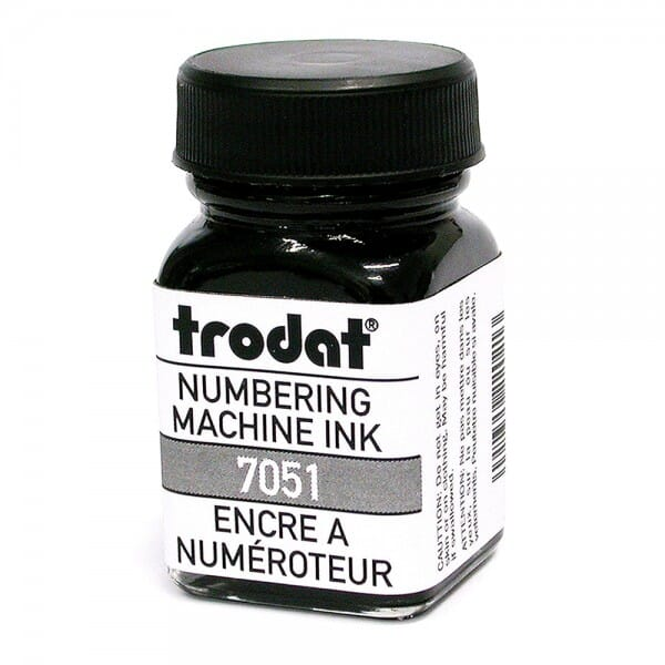 Trodat 7051 Numbering Machine Ink