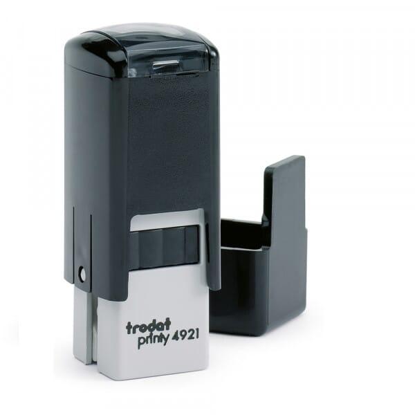 """Trodat S-Printy 4921 - Stock Stamp - Paid - size 1/2"""" x 1/2"""""""