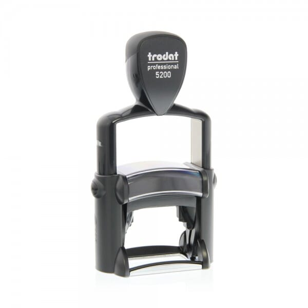"""Trodat Professional 5200 1"""" x 1-5/8"""" - up to 5 lines"""
