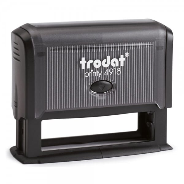 "Trodat Printy 4918 5/8"" x 3"" - up to 3 lines"