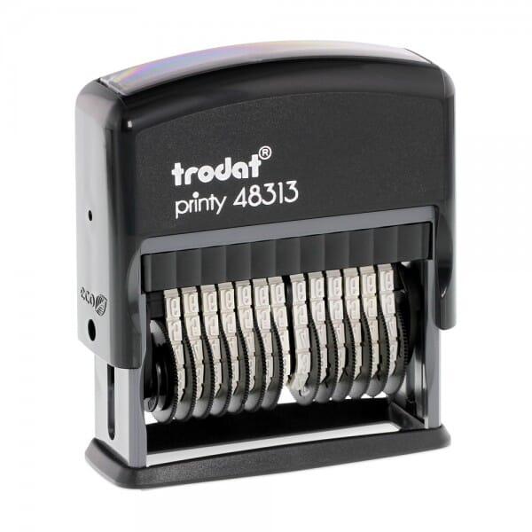 Trodat Printy Numberer 48313 - 13 bands