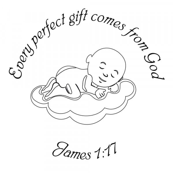 Craft Stamp - Every Perfect Gift