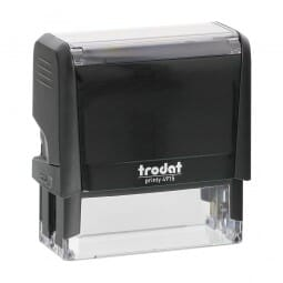 Oregon Notary Self-Inking Stamp - 1 x 2-3/4