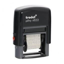 Trodat Printy 4822 Multi Word Stamp