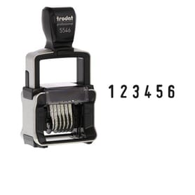 Professional Numbering Stamps