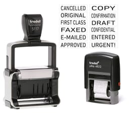 Word & Phrase Stamps