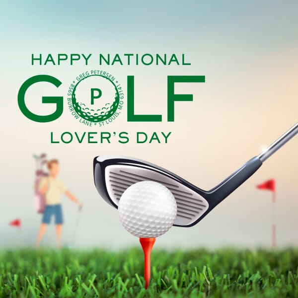 National Golf Lover's Day 2019