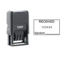 Trodat Printy Number Stamps