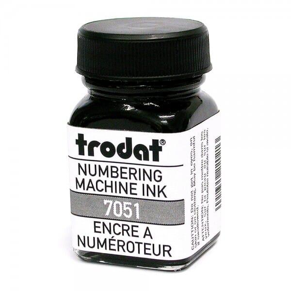Trodat 7051 Numbering Machine Ink