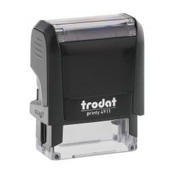 Trodat Printy 4911 Stock Stamp - I.D. PROTECTION