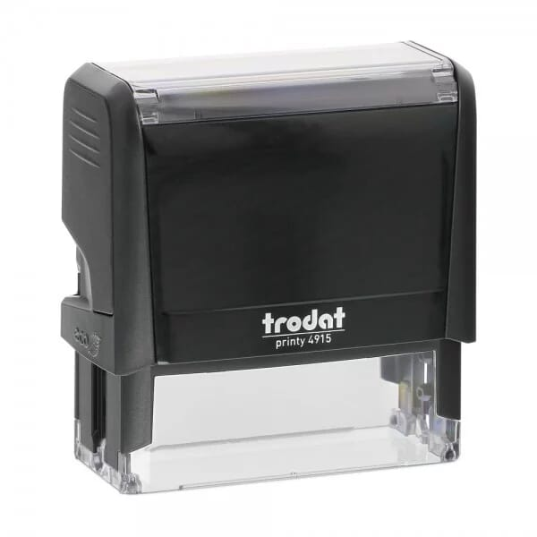 "Trodat Printy 4915 1 x 2-3/4"" - up to 6 lines"