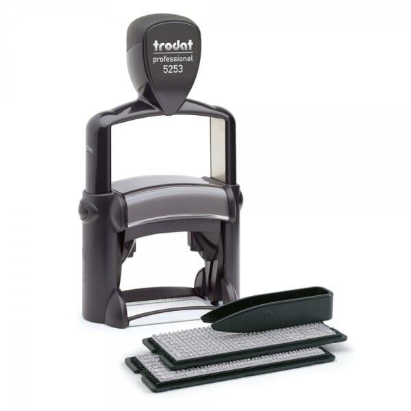 Trodat Professional 5253 do-it-yourself (DIY) stamp