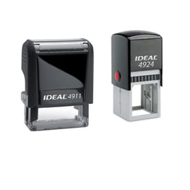 Ideal Text Stamps