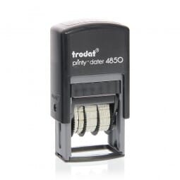 Trodat Printy Mini Dater 4850L1 - RECEIVED
