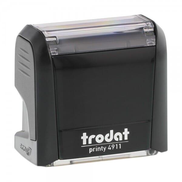 Trodat Printy 4911 Stock Stamp - FOR DEPOSIT ONLY